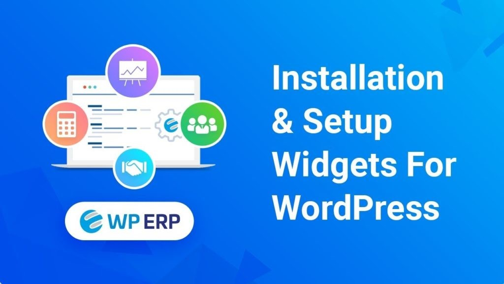 Installing WPERP ERP Solution for WordPress