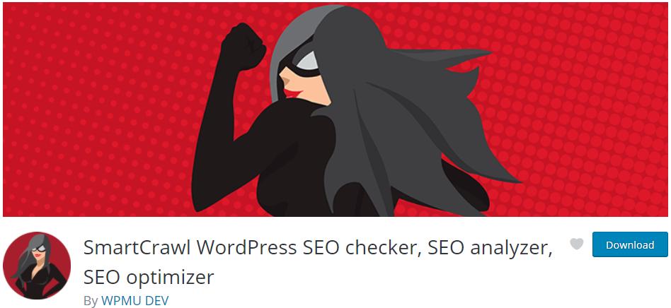 SmartCrawl Free WordPress SEO Plugins